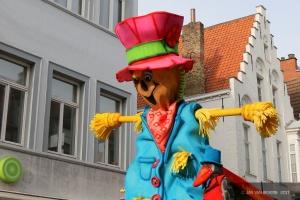 Carnaval Deal in Brugge