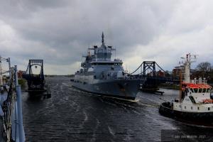 F222 => Kaiser-Wilhelm-Brücke