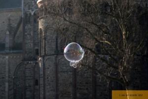 Big Bursting Bubbles - Part III