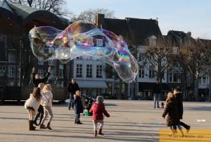 Big Bursting Bubbles - Part V