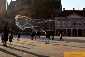 Big Bursting Bubbles - Part VI